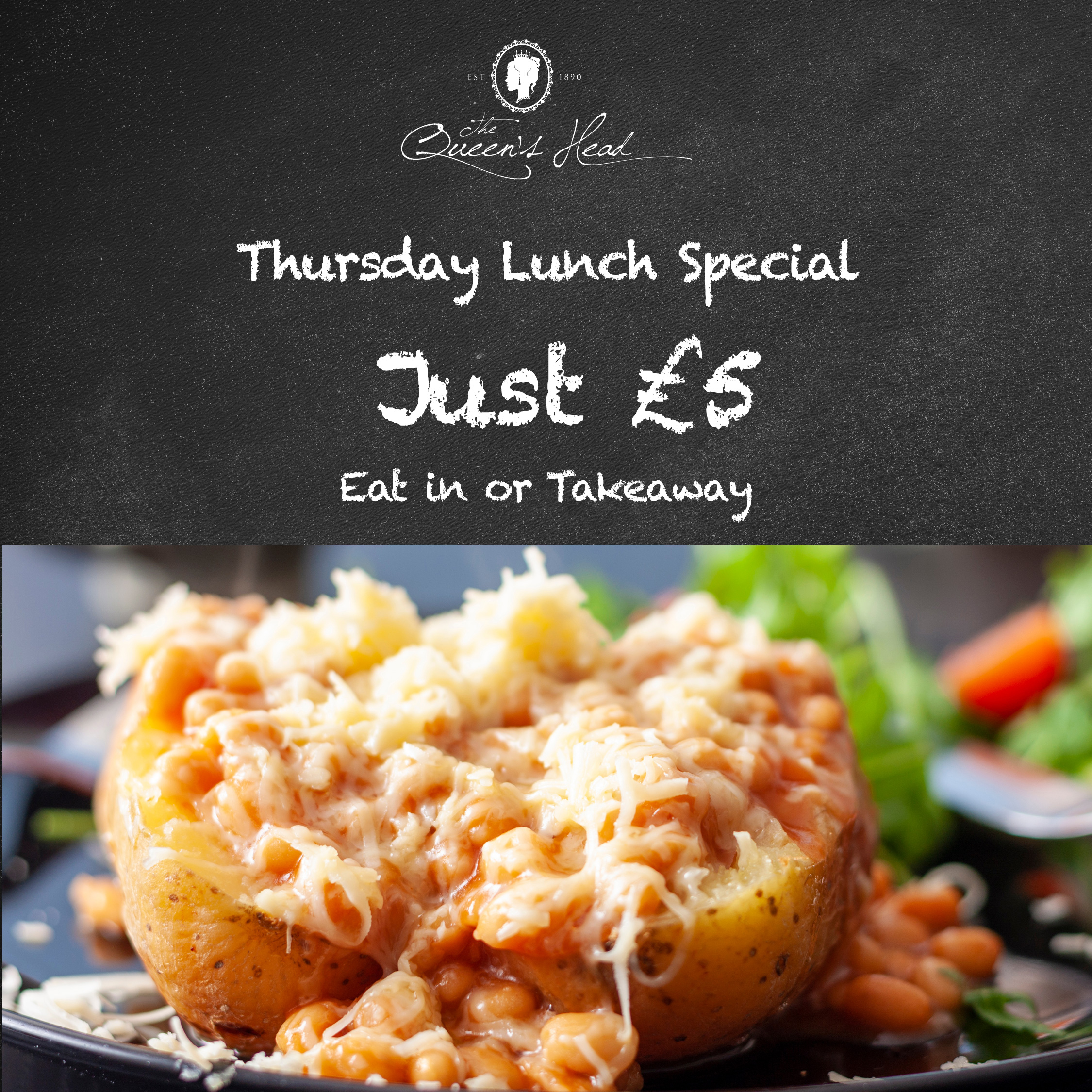 A Lunch Deal to Get your Teeth Into